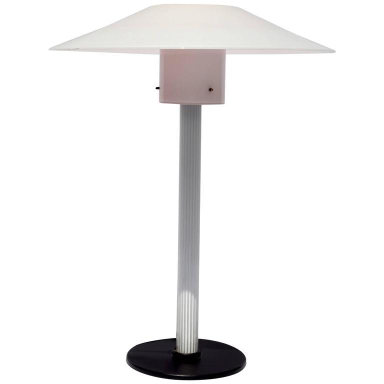Chiara Table Lamp, Cini Boeri, Murano, Italy, 1980s Image