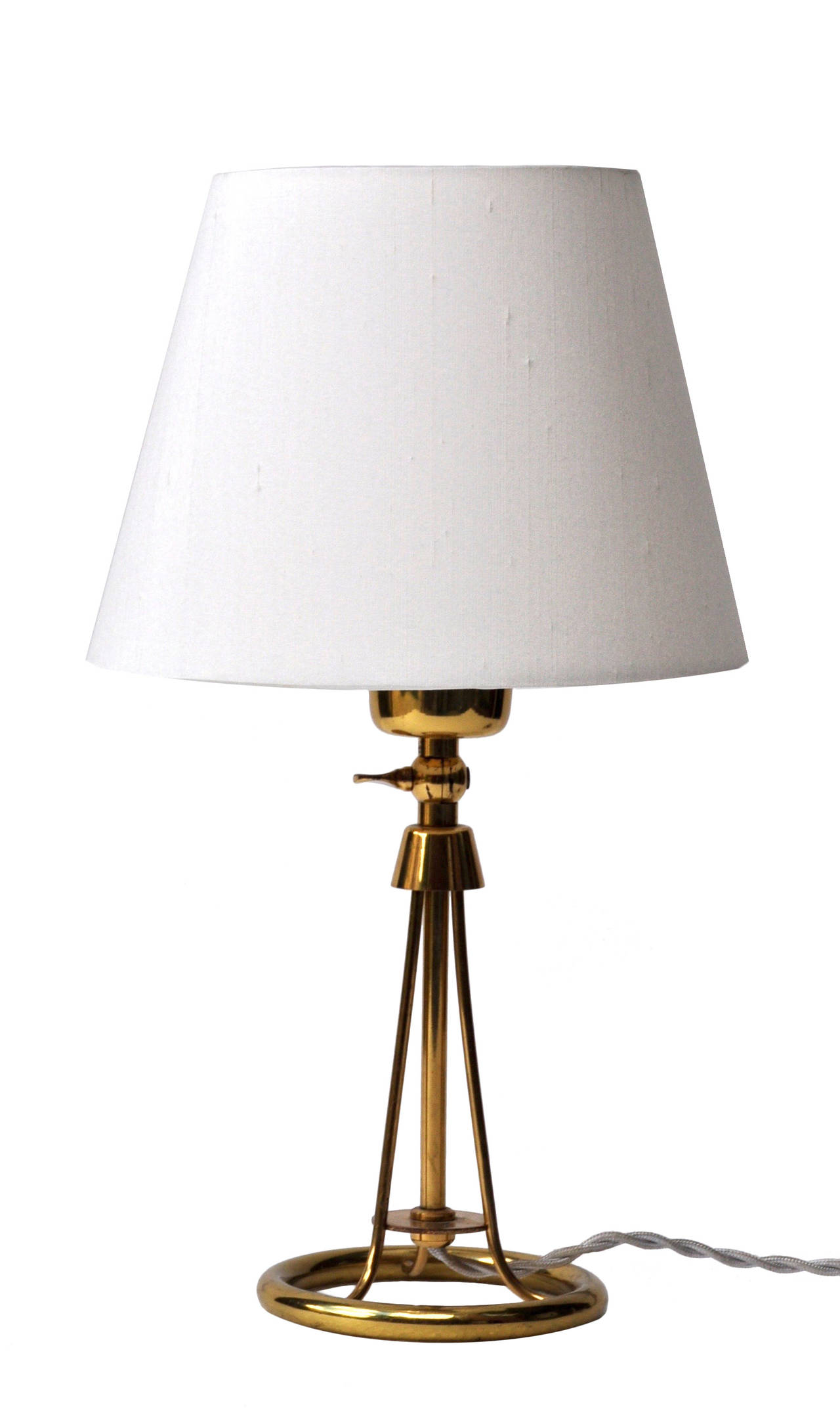 Pair of Alfred Muller Bedside Lamps Image