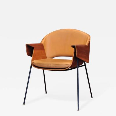 Jurg Bally Double-Shell Chair Image