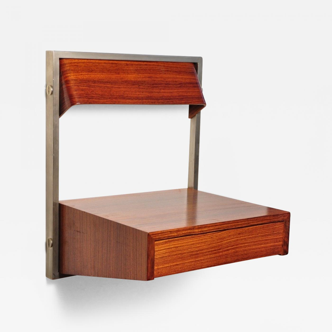 Pair of Georges Coslin Floating Tables Image